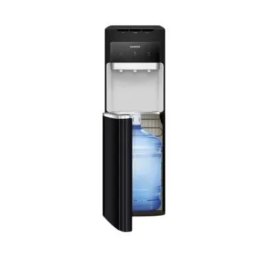 Sanken HWDC106 Water Dispenser - Hitam [Bottom Loading]