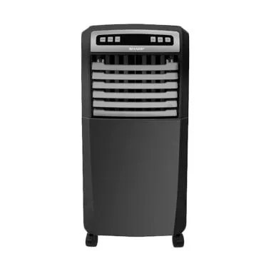 Sharp PJ-A55TY-B-W Air Cooler - Hitam [Khusus Jabodetabek]