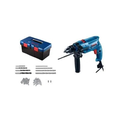 Bosch GSB 550 Freedom Kit Set Mesin Bor [550 W]