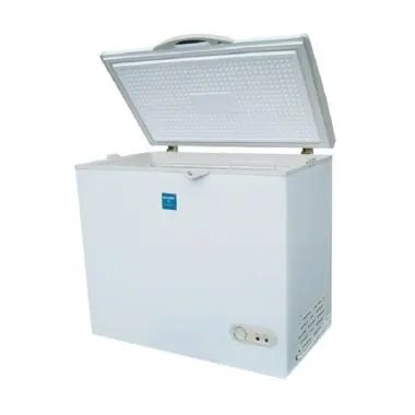 SHARP FRV-200 Chest Freezer - Abu Abu [195 L] Free Ongkir Jabodetabek