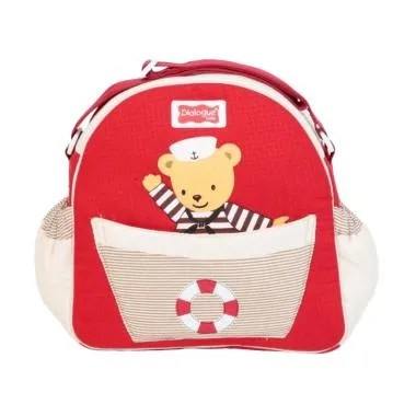 Dialogue Baby Medium Sailor Series Tas Bayi - Merah