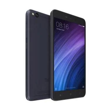 Xiaomi Redmi 4A Prime - Grey [32GB/ 2GB/Garansi Resmi TAM]