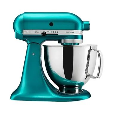 KitchenAid 5KSM150PSESA Sea Glass Artisan Stand Mixer