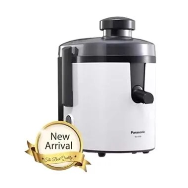 Panasonic MJ-H100 Juicer - Putih [1.7 L/Safety Switch and Lock]