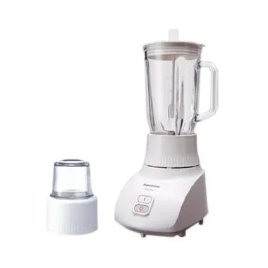 Panasonic MX-GX1462WSR Clear Glass Wet & Dry Mill Blender