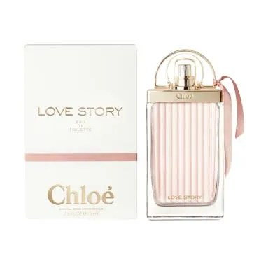 Chloe Love Story Eau Sensuelle For  ... fum Wanita [75 mL] Tester