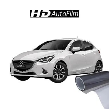 HD High Deifinition Full Platinum Paket Kaca Film Mobil for Small Car