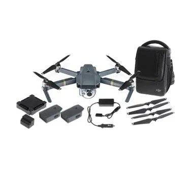 DJI Mavic Pro Fly More Combo Camera Drone with Remote Controller