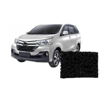 Comfort Deluxe Karpet Mobil with Bagasi Toyota Avanza - Black
