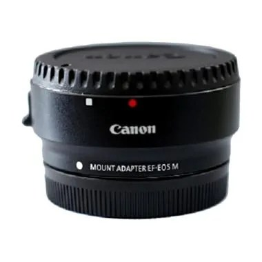 Canon Mount Adapter EF-EOS M Without Tripod Mount