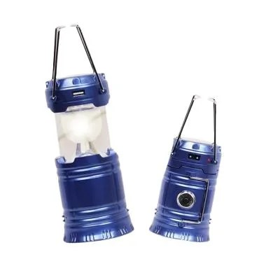 Home-Klik Lampu Emergency Lentera Camping Senter 5700 plus Chager