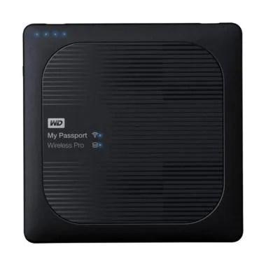 WD My Passport Wireless Pro Portabl ... TB/ WiFi AC/ SD/ USB 3.0]