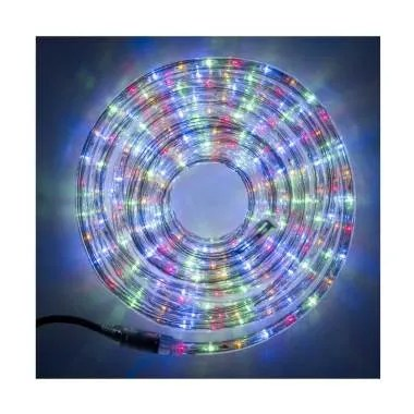 DQueeny Shop LED Rope Light Lampu H ... Outdoor Dan Indoor [10 m]