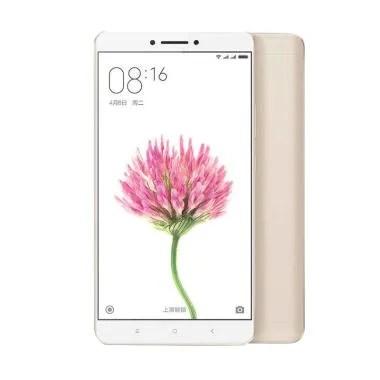Xiaomi Mi Max Smartphone - Gold [64GB/ 3GB]