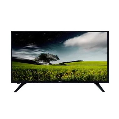 LG 32LJ500D Flat HD LED TV [32 inch/DVB-T2] Black