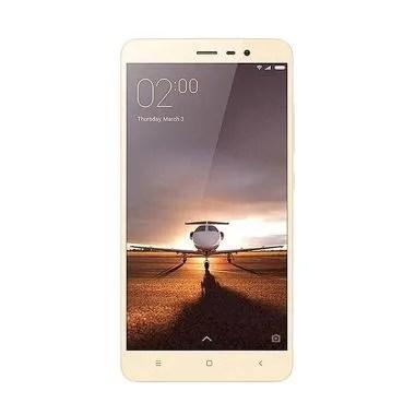 Xiaomi Redmi Note 3 Pro Smartphone - Gold [32GB/ 3GB]