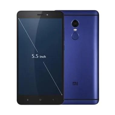 Xiaomi Redmi Note 4 Smartphone - Blue [64 GB]