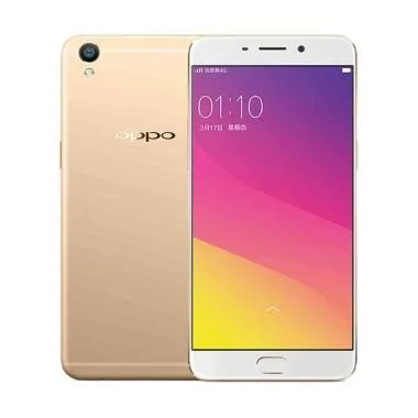 OPPO A37 Gold Free Tupperware 750 ml & I-Ring