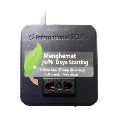International Adapter SORJ Soft Starter [2 A/ 440 W]