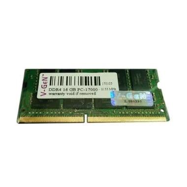 V-GEN RAM DDR4 Sodimm [16 GB/PC17000/2133 Mhz]