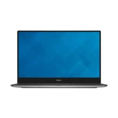 DELL XPS 13-8550U Notebook - Silver ... 4K UltraHD/ Touch/ Win10]