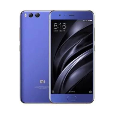 Xiaomi MI 6 Smartphone - Blue [64GB/4GB]