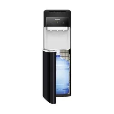 Sanken HWDC106 Dispenser Galon Bawah [3kran] - Hitam
