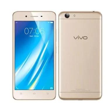 Vivo Y53 Smartphone - Gold [16GB/2G ...  FREE MEMORY SANDISK 32GB