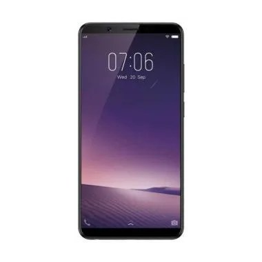 VIVO V7 Black + Free Prince pc-5