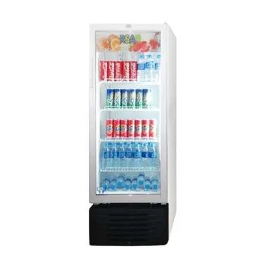 RSA AGATE-200 Showcase Cooler [192 Liter]