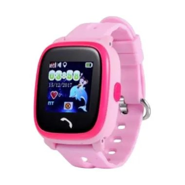 Xwatch GW400S Smartwatch For Kids - Pink