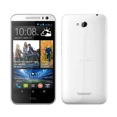 HTC Desire 616 Smartphone - White [4GB/ 1GB]