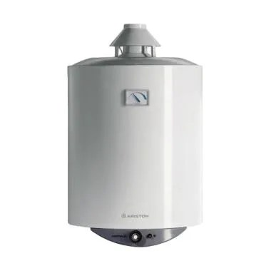 Ariston S-SGA 50 V Gas Water Heater - Putih