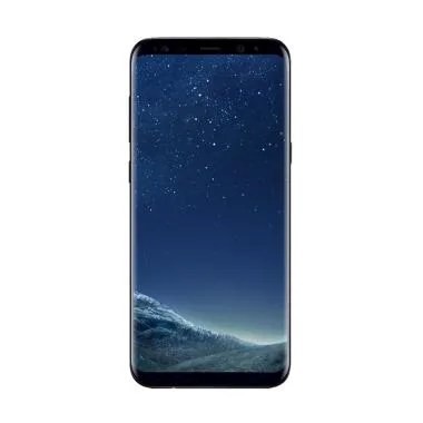 Samsung Galaxy S8 Smartphone - Midnight Black [64GB/ 4GB/ N]