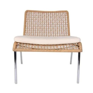 The Line Furniture Allure Nature Chair - Cream