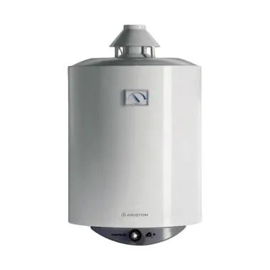 Ariston S-SGA 80 V Gas Water Heater - Putih