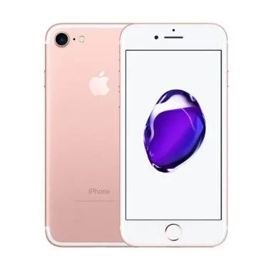 Apple iPhone 7 Smartphone - Rose Gold [128GB]