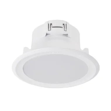 PHILIPS 44080 Recessed Lampu Plafon LED [27 K/2.5 Inch/3.5 W]