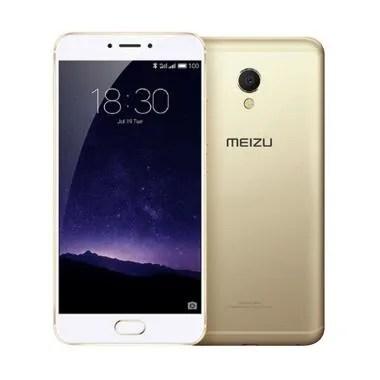 Meizu MX6 Smartphone - Gold [32GB/ 4GB]
