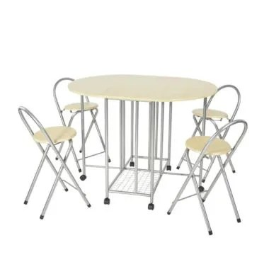 Courts Dining Set Meja Makan
