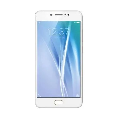 VIVO V5 Smartphone - Gold [32GB/RAM 4GB] Free Selfie Stick
