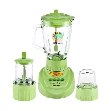 Miyako BL152GF Blender Glass 3in1 [1.5 L/300 W]