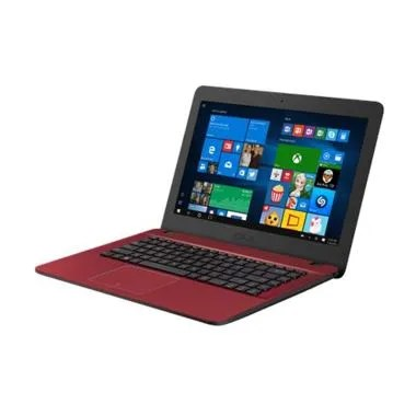 Asus X441UV-WX093T Notebook - Red [ ... D 500GB/GT920M 2GB/Win10]