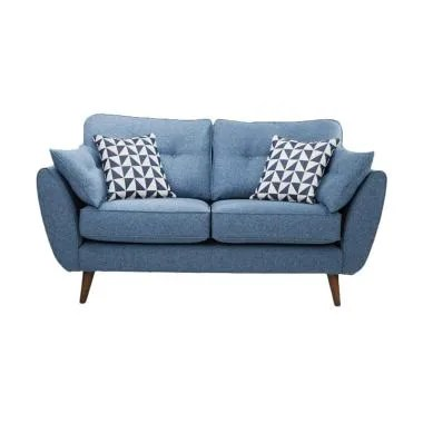 Malibu Sunmoon 2 Seater Sofa - Blue