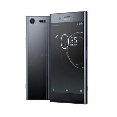 SONY Xperia XZ Premium Smartphone [64GB/ RAM 4GB] SILVER CHROME
