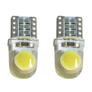 JMS T10 Silicone COB 6 SMD Lampu Se ...  or Mobil [1 pair/ 2 pcs]