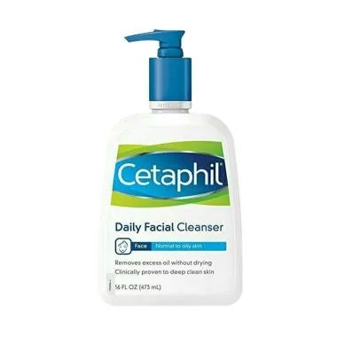 Cetaphil Daily Facial Cleanser [473 mL]