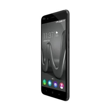 Wiko Harry V3953AN Anthracite Smartphone [16 GB/3 GB]+bonus 3 item