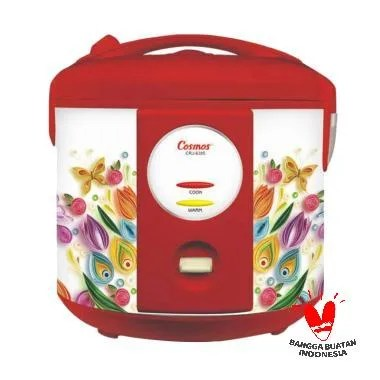 Cosmos CRJ-6305 Rice Cooker - Red