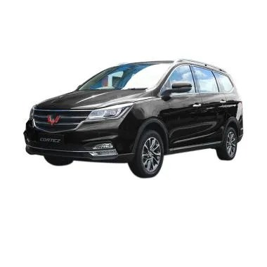 Wuling Cortez 1.8 C Mobil - Starry Black